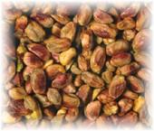 Shelled pistachios